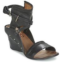 Pantofi Femei Sandale și Sandale cu talpă  joasă Airstep / A.S.98 KOKKA Negru