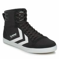 Pantofi Pantofi sport stil gheata Hummel TEN STAR HIGH CANVAS Negru / Alb