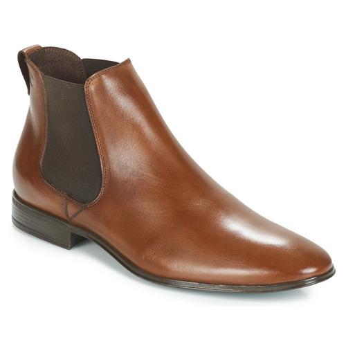 Pantofi Bărbați Ghete Carlington JEVITA Maro