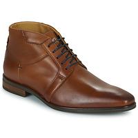 Pantofi Bărbați Ghete Carlington JESSY Coniac
