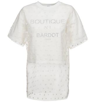 Îmbracaminte Femei Hanorace  Brigitte Bardot ANASTASIE Ecru