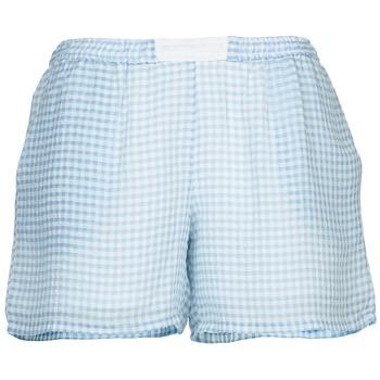 Îmbracaminte Femei Pantaloni scurti și Bermuda Brigitte Bardot ANGELIQUE Albastru / Alb