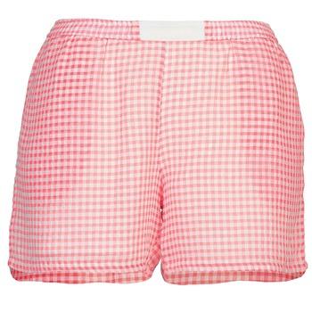 Îmbracaminte Femei Pantaloni scurti și Bermuda Brigitte Bardot ANNE Roșu / Alb