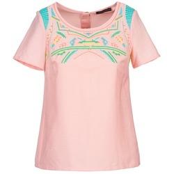 Îmbracaminte Femei Topuri și Bluze Color Block ADRIANA Roz