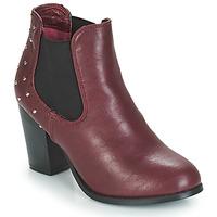 Pantofi Femei Botine Moony Mood JURDEAN Bordo