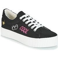Pantofi Femei Pantofi sport Casual Coolway COOL Negru
