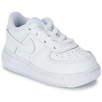 Pantofi Copii Pantofi sport Casual Nike AIR FORCE 1 Alb