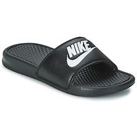 Încăltăminte Bărbați Șlapi Nike BENASSI JUST DO IT Negru