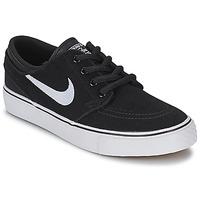 Pantofi Copii Pantofi sport Casual Nike STEFAN JANOSKI ENFANT Negru