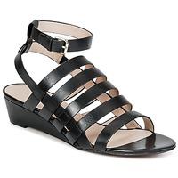 Pantofi Femei Sandale și Sandale cu talpă  joasă French Connection WINONA Negru