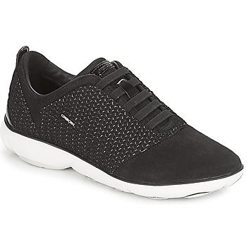Încăltăminte Femei Pantofi sport Casual Geox D NEBULA Negru