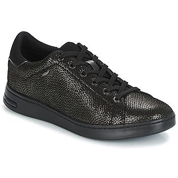 Încăltăminte Femei Pantofi sport Casual Geox D JAYSEN Gri / Negru