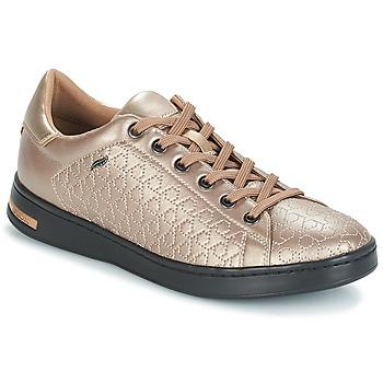 Încăltăminte Femei Pantofi sport Casual Geox D JAYSEN Bej