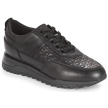 Încăltăminte Femei Pantofi sport Casual Geox D TABELYA Negru