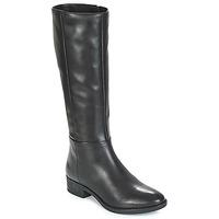 Pantofi Femei Cizme casual Geox D FELICITY Negru