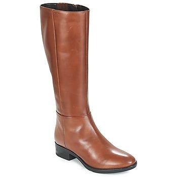 Pantofi Femei Cizme casual Geox D FELICITY Maro