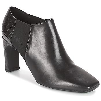 Pantofi Femei Botine Geox D VIVYANNE HIGH Negru