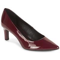 Pantofi Femei Pantofi cu toc Geox D BIBBIANA Roșu-bordeaux