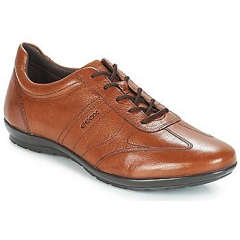 Pantofi Bărbați Pantofi sport Casual Geox UOMO SYMBOL Maro