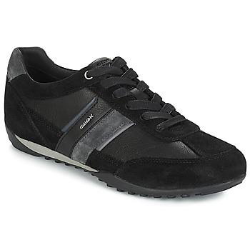 Pantofi Bărbați Pantofi sport Casual Geox U WELLS Negru / Bleumarin