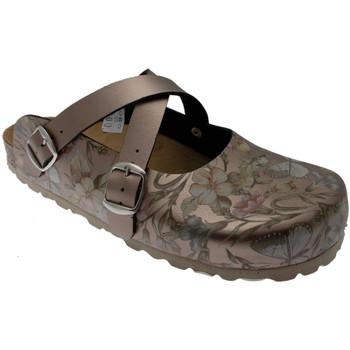 Pantofi Femei Papuci de vară Riposella RIP19225br marrone