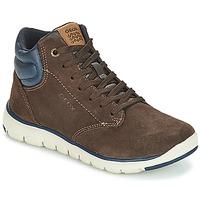 Pantofi Băieți Pantofi sport stil gheata Geox J XUNDAY BOY Maro / Albastru