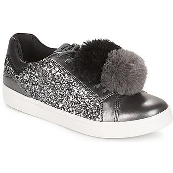 Încăltăminte Fete Pantofi sport Casual Geox J DJROCK GIRL Gri