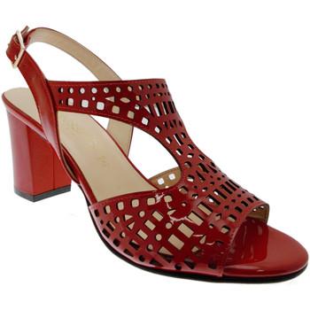 Pantofi Femei Sandale  Soffice Sogno SOSO8130ro rosso