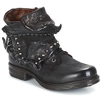 Pantofi Femei Ghete Airstep / A.S.98 SAINTEC Negru