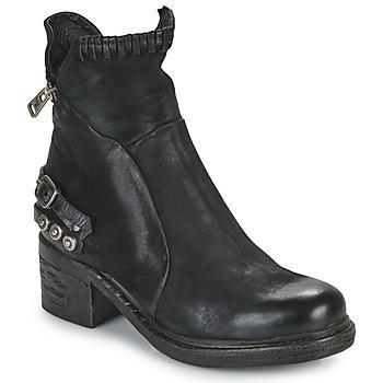 Pantofi Femei Ghete Airstep / A.S.98 NOVA 17 Negru