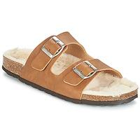 Pantofi Femei Papuci de vară Casual Attitude JODRI Camel
