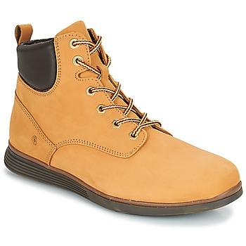 Pantofi Bărbați Ghete Casual Attitude JEK Bej