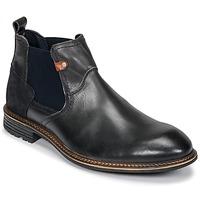 Pantofi Bărbați Ghete Casual Attitude FIORELLA Gri / Culoare închisă