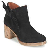 Pantofi Femei Botine Casual Attitude HIRCHE Negru
