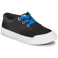 Încăltăminte Băieți Pantofi sport Casual Quiksilver VERANT YOUTH Negru