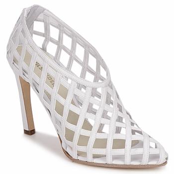 Pantofi Femei Sandale  Jil Sander JS16107 Alb