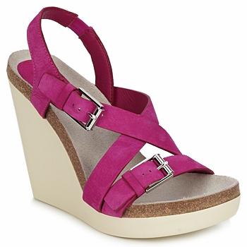 Pantofi Femei Sandale  Jil Sander JS16295 Roz