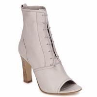 Pantofi Femei Botine Jil Sander JS16328 Bej