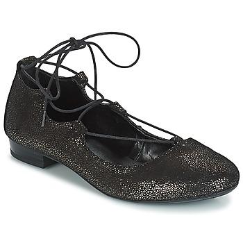 Pantofi Femei Balerin și Balerini cu curea André COLOMBINE Auriu
