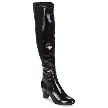 Pantofi Femei Cizme casual André PRISCA 2 Negru
