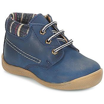 Pantofi Băieți Ghete André NOE Albastru