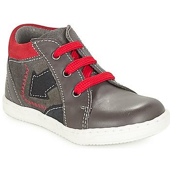 Pantofi Băieți Ghete André LA FLECHE Gri