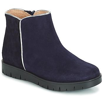 Pantofi Fete Ghete André SAVANNAH Bleumarin