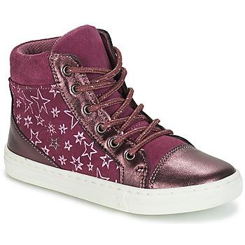 Pantofi Fete Pantofi sport stil gheata André EMILIE Violet