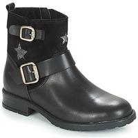 Pantofi Fete Ghete André COUNTRY GIRL Negru