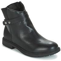 Pantofi Fete Ghete André LOELIE Negru