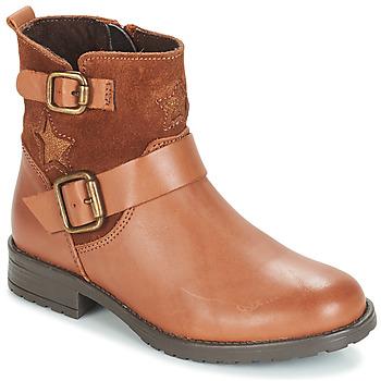Pantofi Fete Ghete André COUNTRY GIRL Camel