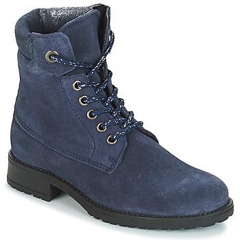 Pantofi Fete Cizme de ploaie André KATE Bleumarin