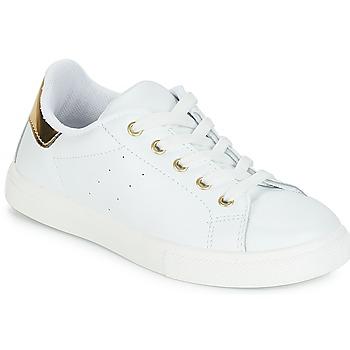 Pantofi Fete Pantofi sport Casual André TAMARA Alb