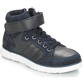 Pantofi Băieți Pantofi sport stil gheata André TOM Bleumarin